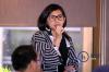 Stefy Yully Nataliy selaku Senior Associate dari Siregar & Djojonegoro Law Firm dalam workshop bertema Perkembangan Kebijakan Pembiayaan Infrastruktur di Indonesia: Skema KPBU dan PINA di Jakarta, Kamis (26/9).