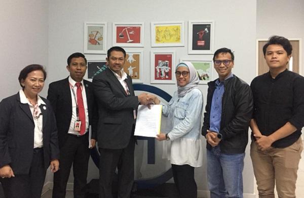 Kongres Advokat Indonesia (KAI) resmi menjadi mitra klinik Hukumonline. Foto: HMQ