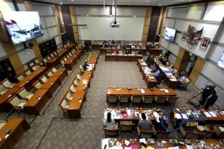Komisi Hukum Kembali Gelar Fit and Proper Test Capim KPK