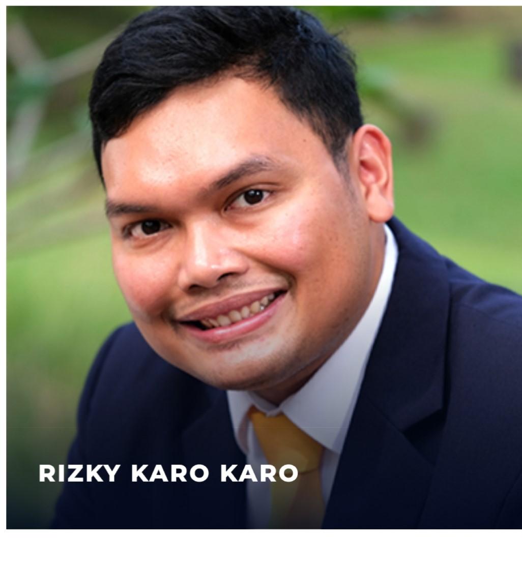 Rizky P.P. Karo Karo, S.H., M.H.