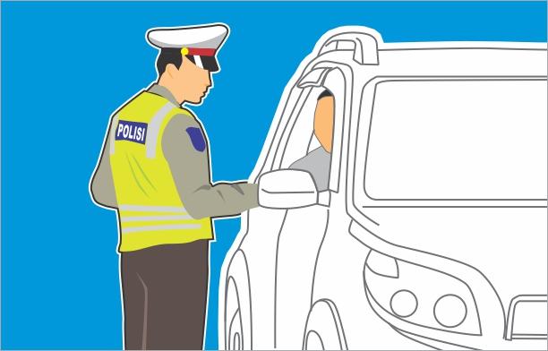 Hukumnya Memasang Plat Nomor Lama di Kendaraan Lain