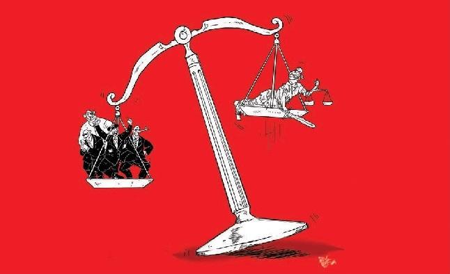 Senjakala Lembaga Antikorupsi di Indonesia
