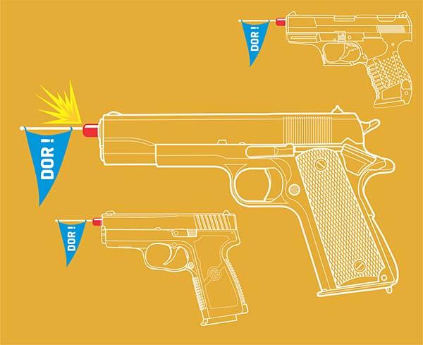 Sanksi Hukum Penyalahgunaan Senapan Angin = Senjata Api?