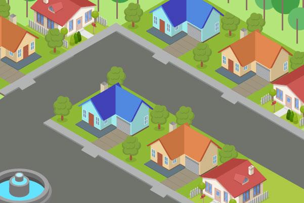Akad Kredit Pemilikan untuk Rumah Indent