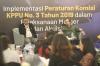 3. HMBC Rikrik Rizkyana (Kiri)  dan Farid Fauzi Nasution (Kanan)