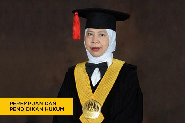 Saat Ide Pembaharuan Hukum Acara Perdata Diangkat dalam Orasi Prof Efa Laela Fakhriah