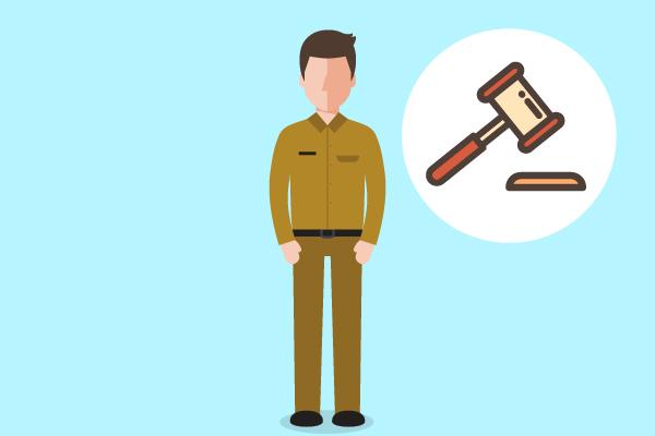 Apakah PNS yang Dihukum Turun Pangkat Dapat Dimutasi?