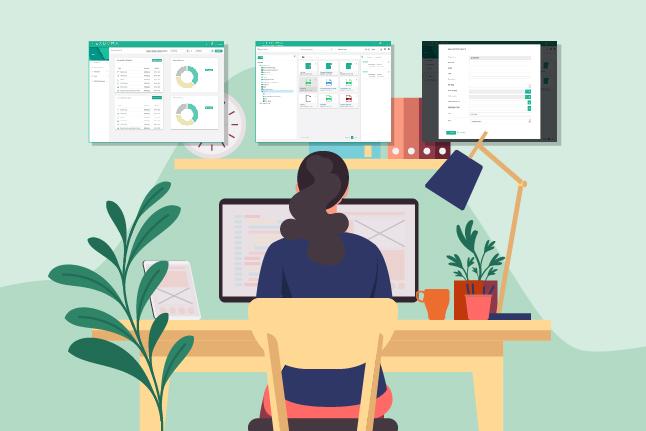 Tingkatkan Produktivitas dan Efisiensi Kerja dengan Sistem Pengelolaan  Dokumen Terintegrasi: Exdoma - Hukumonline.com
