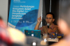 Teguh Arifiyadi, Chairman ICLC dalam Workshop Hukumonline: Upaya Perlindungan Konsumen dalam Era Digital dan Penyelesaian Sengketa Konsumen (12/3/2020)