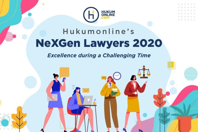 Hukumonline's NeXGen Lawyers 2020