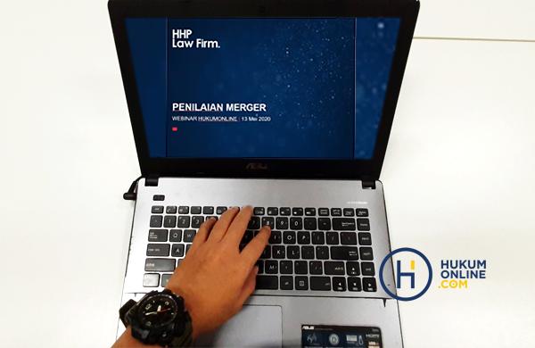 Webinar Hukumonline 2020  Prosedur Pelaporan Merger & Akuisisi di KPPU dan Mitigasi Risiko Bagi Pelaku Usaha. (13/5/2020)