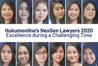 Kisah 26 Perempuan Cemerlang Pilihan Hukumonline NeXGen Lawyers 2020 (Bagian I)