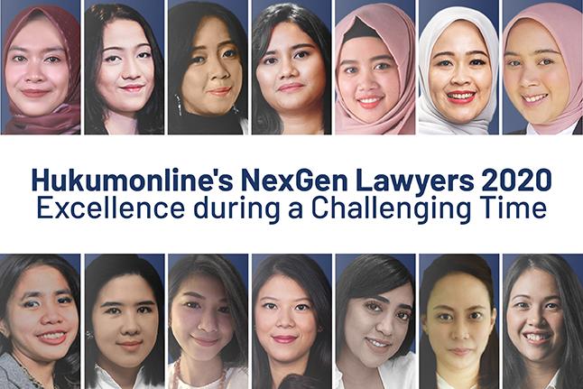 Kisah 26 Perempuan Cemerlang Pilihan Hukumonline NeXGen Lawyers 2020 (Bagian II)