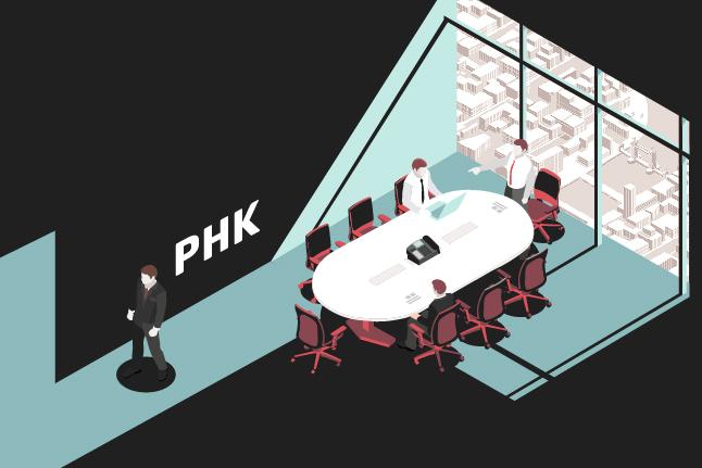Ilustrasi Pemutusan Hubungan Kerja di masa pandemi. Ilustrator: HGW