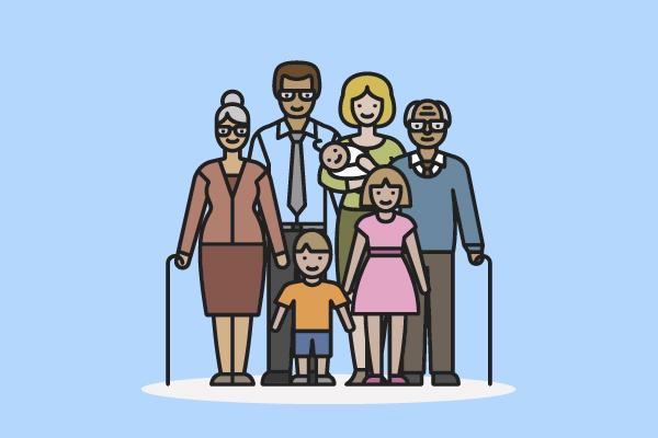 Hukumnya Orang Dewasa yang Masih Bergantung Hidup pada Orang Tua