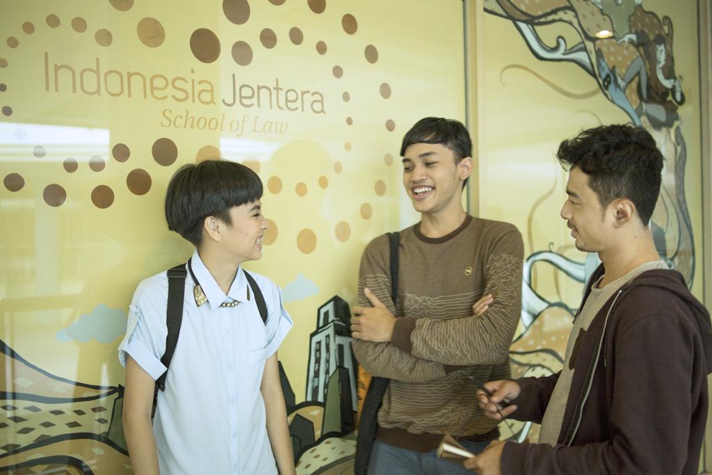 STH Indonesia Jentera Selenggarakan Perkuliahan Blended Learning