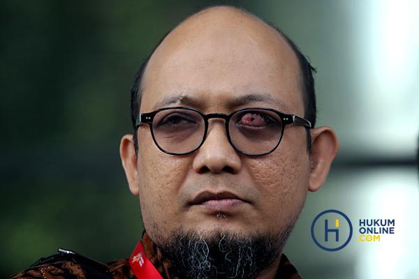 Penyidik senior KPK, Novel Baswedan. Foto: RES