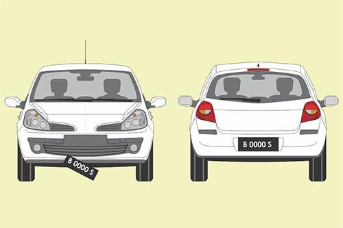Hukumnya Memasang 'Anhang Gendong' di Mobil