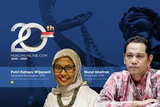 Sesat Pikir Kriminalisasi Suap Kepada Pejabat Publik Asing Oleh: Nurul Ghufron & Putri Rahayu Wijayanti*)