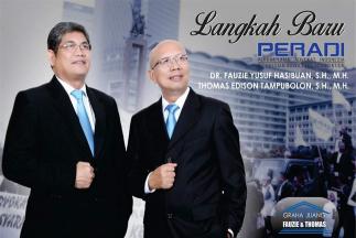 Pengadilan Tinggi DKI Jakarta Memenangkan Gugatan Banding Peradi