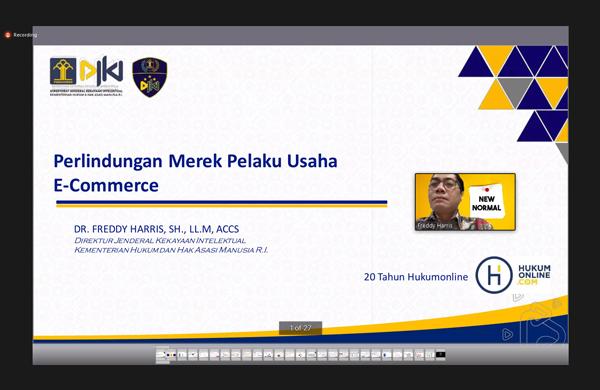 Antisipasi Pelanggaran HKI pada Pelaku Usaha E-Commerce
