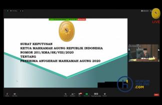 Ini Dia Penerima Anugerah MA 2020