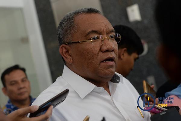 Ketua Komunitas Konsumen Indonesia (KKI), David Tobing. Foto: RES