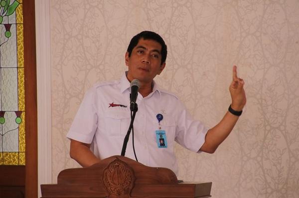 Direktur Jenderal Kekayaan Intelektual (Dirjen KI) Freddy Harris. Foto: Kemenkumham