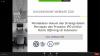 Pemaparan Materi dalam Webinar Webinar Pendekatan Hukum Strategi dalam Persiapan dan Prosedur IPO (Initial Public Offering) di Indonesia dari Viska Kharisma Fajarwati selaku Partner, HBT Law Firm dan Ibu Ivina Suwana selaku Associate, HBT Law Firm. (26/10/2020)