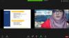 Pemaparan Materi dalam Webinar Webinar Pendekatan Hukum Strategi dalam Persiapan dan Prosedur IPO (Initial Public Offering) di Indonesia dari Ibu Viska Kharisma Fajarwati selaku Partner, HBT Law Firm (26/10/2020)