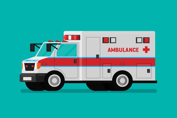 Tanggung Jawab Pengemudi Ambulans yang Terlibat Kecelakaan Lalu Lintas
