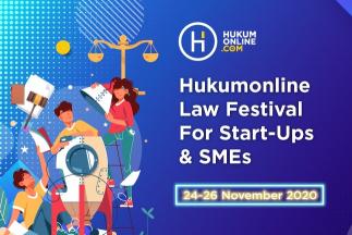 Hukumonline Law Festival 2020: Wadah Start-up dan UKM Bahas Hukum!