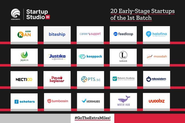 Justika.com, Startup Terpilih di Program Startup Studio Indonesia