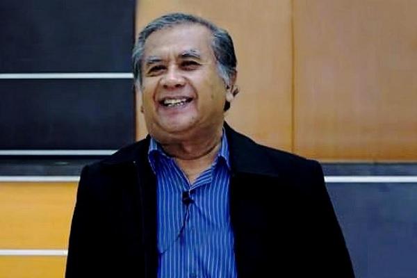 Ketua Pansel Calon Anggota KY Tahun 2020, Maruarar Siahaan. Foto: Istimewa