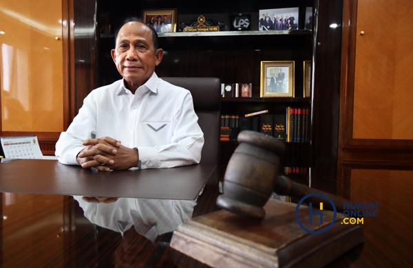 Hakim Agung Sofyan Sitompul. Foto: RES
