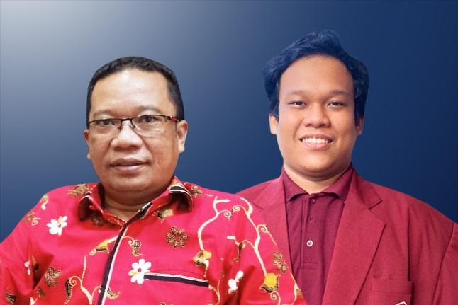 Kolase dari kiri: Juanda Pangaribuan dan Brilian Lawyer. Foto: Istimewa