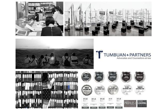 Tumbuan & Partners. Foto: istimewa.