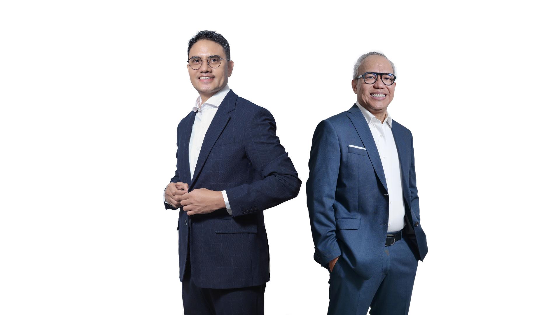 Pendiri WHE Law Firm, William Setiawan Palijama dan Hendrik Silalahi. Foto: istimewa.