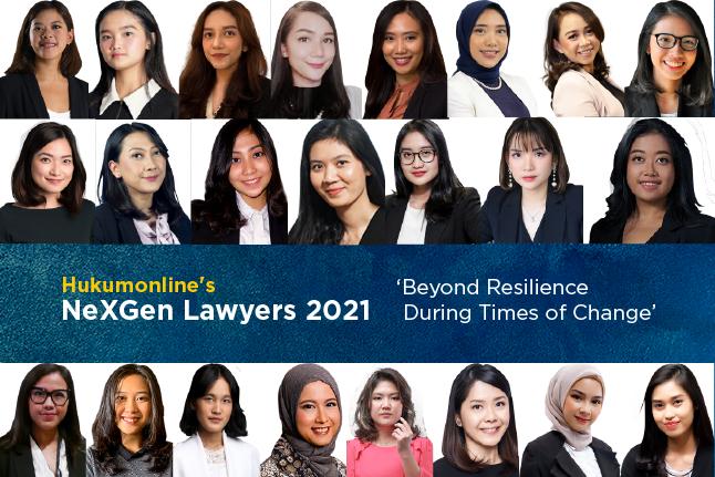 24 Konsultan Hukum 'Bersinar' Warnai Hukumonline's NeXGen Lawyers 2021