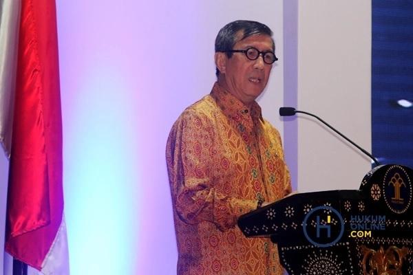 Menkumham Yasonna H Laoly. Foto: RES