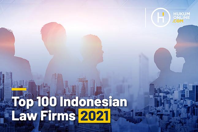 Ini Daftar 100 Law Firm Terbesar Indonesia 2021