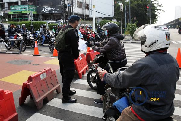 Tekan Mobilitas, Titik Penyekatan di Ibu Kota Ditambah 4.jpg