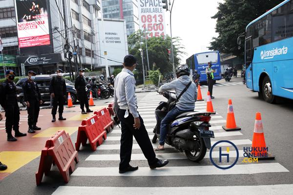 Tekan Mobilitas, Titik Penyekatan di Ibu Kota Ditambah 6.jpg