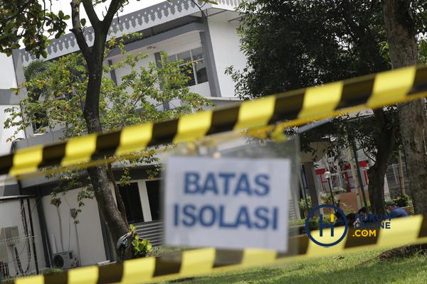 Presiden Jokowi Tambah Asrama Haji Pondok Gede Jadi RS Darurat Covid-19 3.jpg