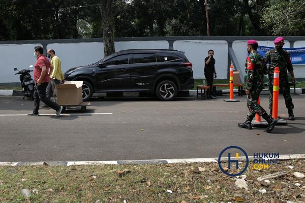 Presiden Jokowi Tambah Asrama Haji Pondok Gede Jadi RS Darurat Covid-19 5.jpg