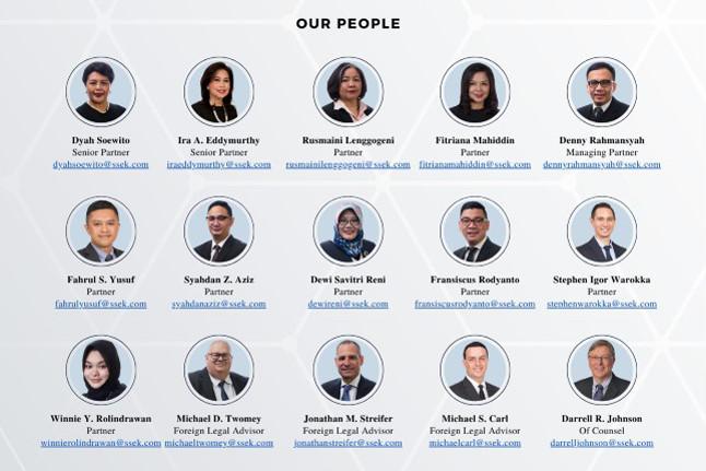 SSEK Legal Consultants. Foto: Istimewa.
