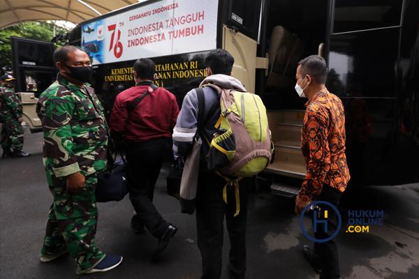 18 dari 24 Pegawai KPK Tak Lolos TWK Mulai Ikuti Diklat Bela Negara 6.jpg