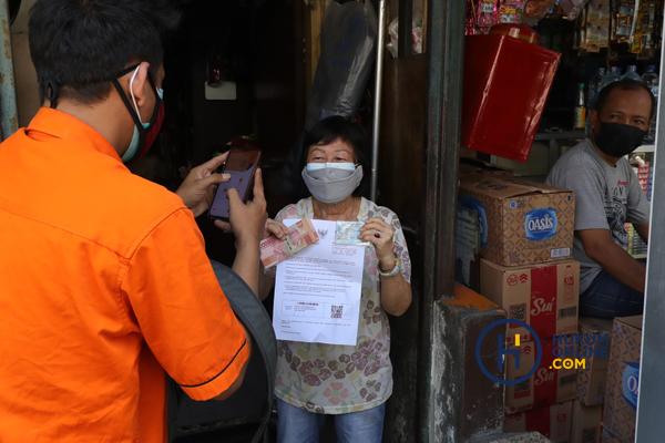 PENYALURAN BST KEMENSOS DI JAKARTA 4.jpg