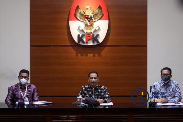 KPK menyatakan keberatan atas LAHP Ombudsman RI mengenai proses alih status pegawai menjadi ASN melalui TWK. Foto: RES