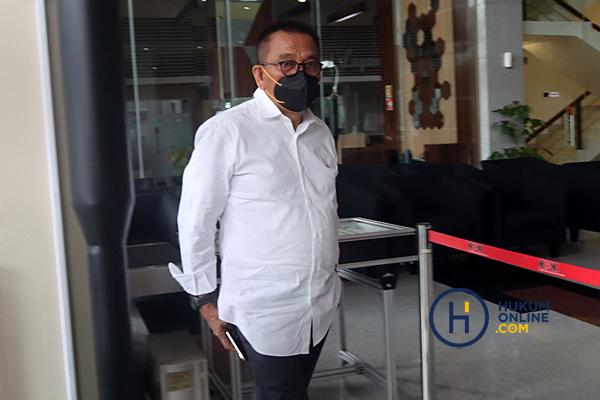 KPK Periksa Wakil Ketua DPRD DKI M Taufik Terkait Korupsi Lahan Munjul 6.jpg